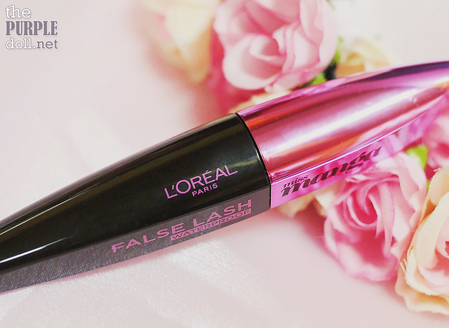 L'Oreal Miss Manga Mascara Review