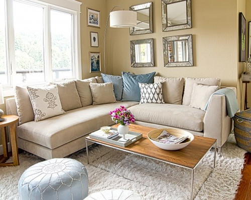 Decorating For Small Living Rooms