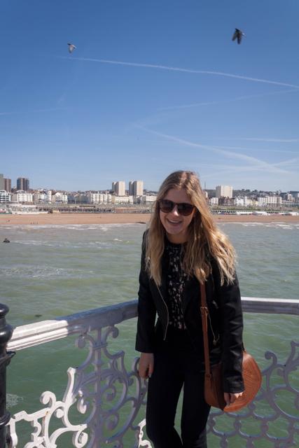 Brighton Pier..