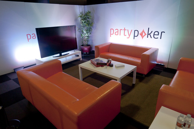 Partypoker Players Lounge
