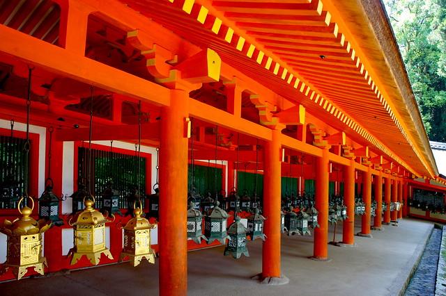 回廊/春日大社(Kasuga-Taisha Shrine / Nara City) 2015/05/21