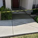 Small Concrete Repair In Vacaville