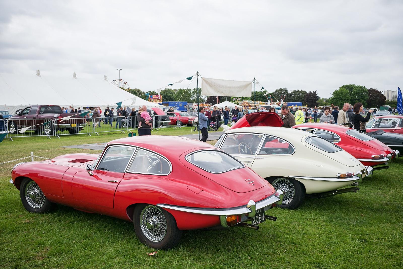 Jaguar Lineup