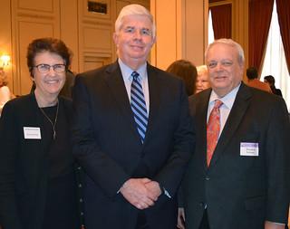 Dean Prager, Judge Gordon and Stephen Kolodny