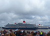 Three Queens on the Mersey.