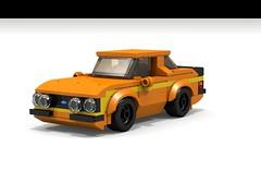 Ford escort cosworth mk2