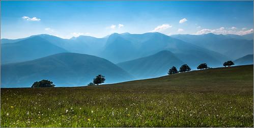 Sibillini - i monti azzurri