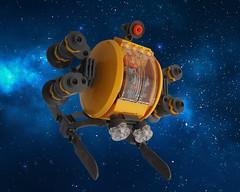 GOUDA Space Pod