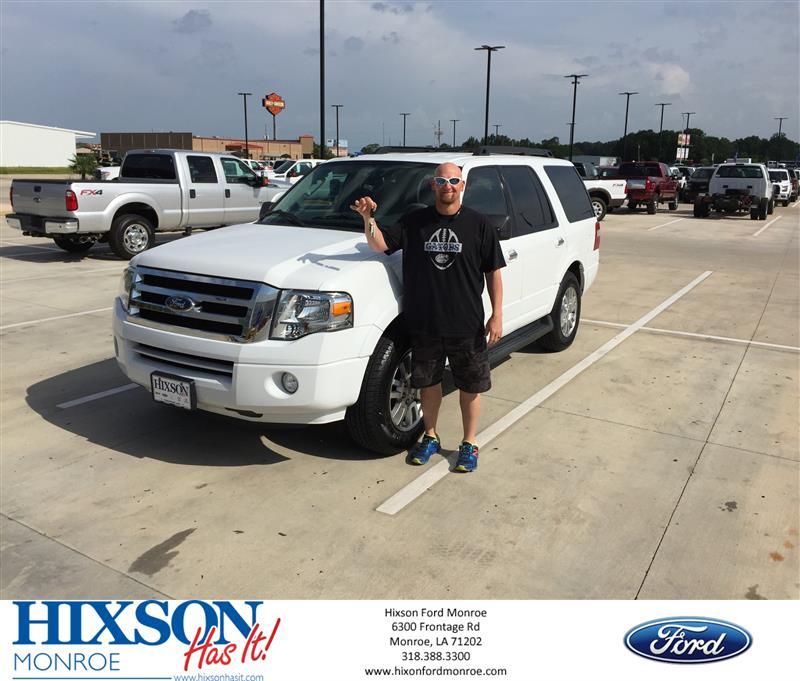 Hixson Ford Monroe >> Hixson Ford Of Monroe Customer Review Jonathan Trickett Is