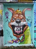 Roes graffiti, Shoreditch