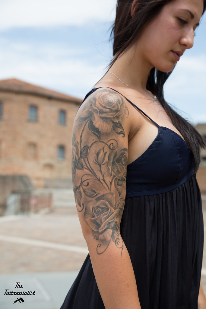 ba216be7ba3eee Anissa, Toulouse - The Tattoorialist - Des portraits de tatoués