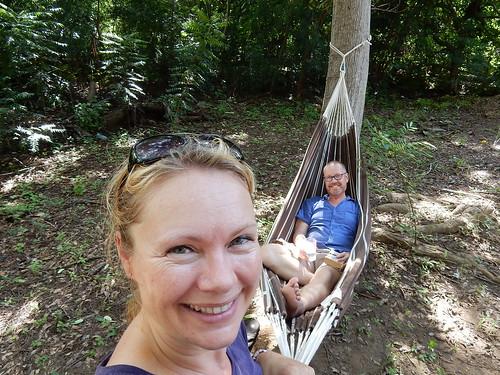 Azuero schiereiland - camping life