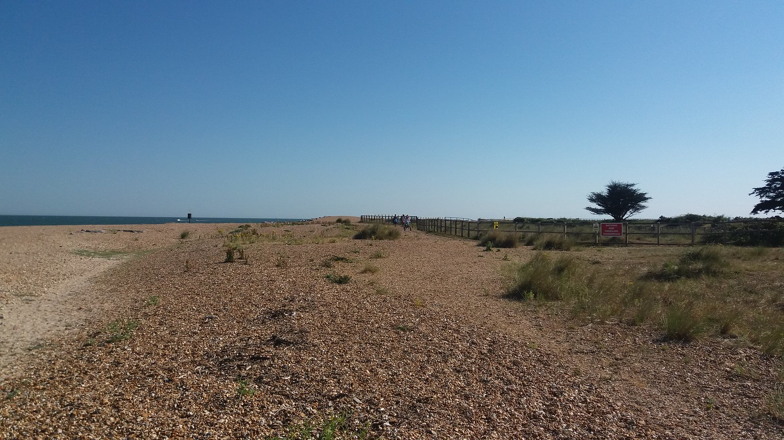 20160719_170733 Looking back towards Eastoke Point and the Sandy Point Nature Reserve path