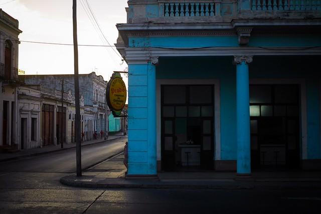 Cuba. Bus Window Shot (8), Panasonic DMC-GM5, OLYMPUS M.25mm F1.8