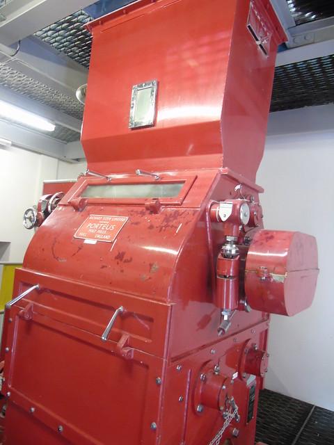 Balblair distillery, mill