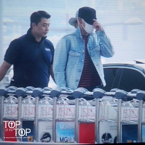 BIGBANG departure Seoul ICN to Manila 2015-07-30 (5)