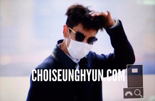 Big Bang - Incheon Airport - 29may2015 - TOP - Choidot - 02