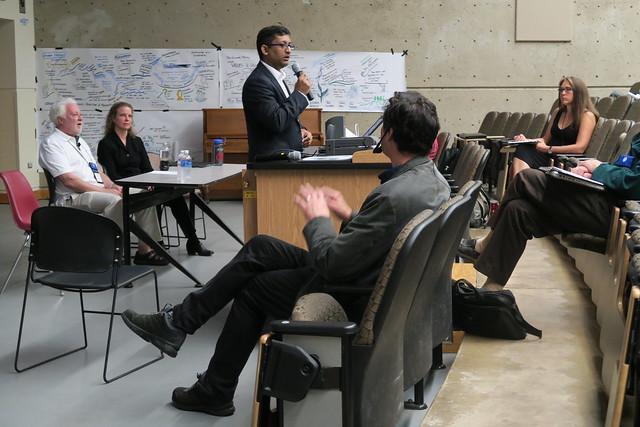 Anand Kumar, Thursday plenary