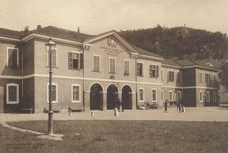 Termale Carlo Alberto, Acqui Terme, Italy