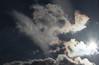 Sun, Clouds and Iridescence