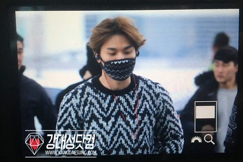 Big Bang - Incheon Airport - 27nov2015 - kangdot0426 - 01