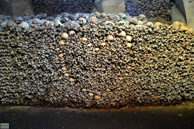 Melnik, Czech Republic: Ossuary