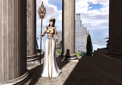 The White Queen-Odyssey FF 2015
