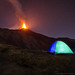 Camping on the volcano Etna by Marco Calandra Photography