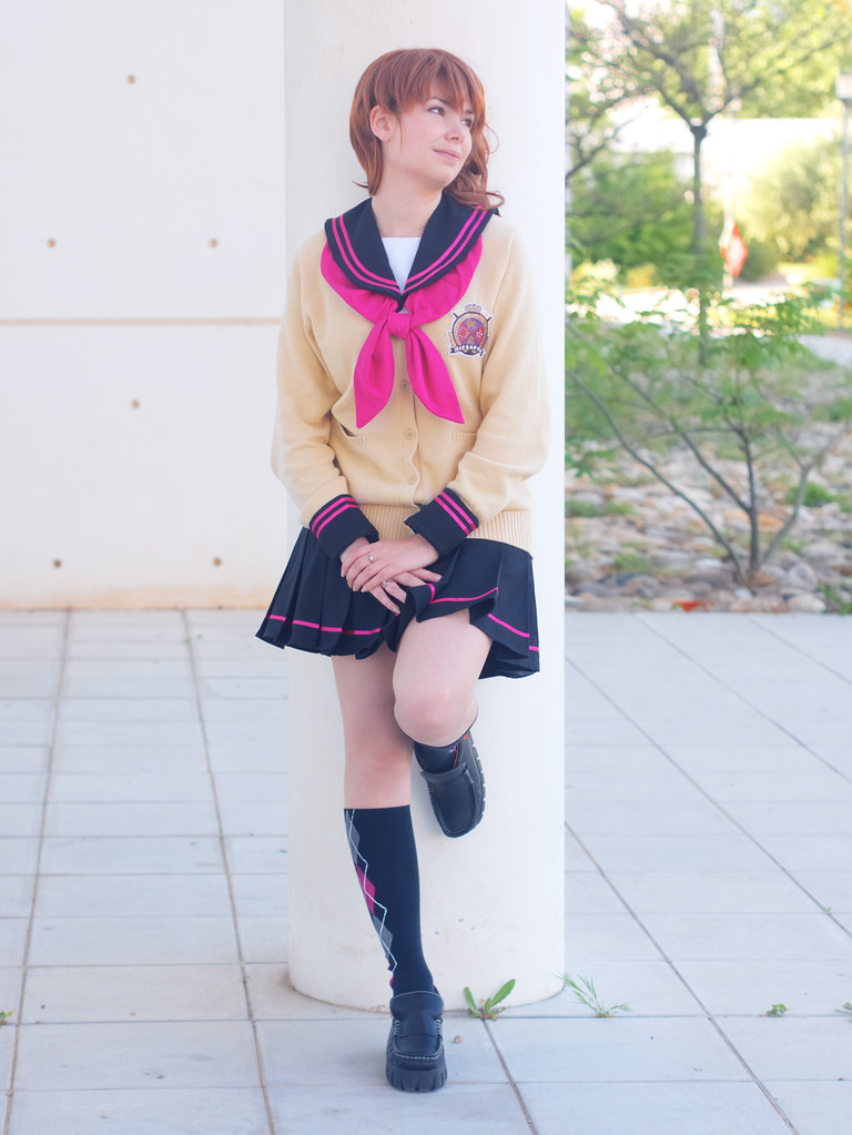 related image - Shooting Ema Asahina - Brother Conflicts - La Garde - 2015-05-08- P1080191