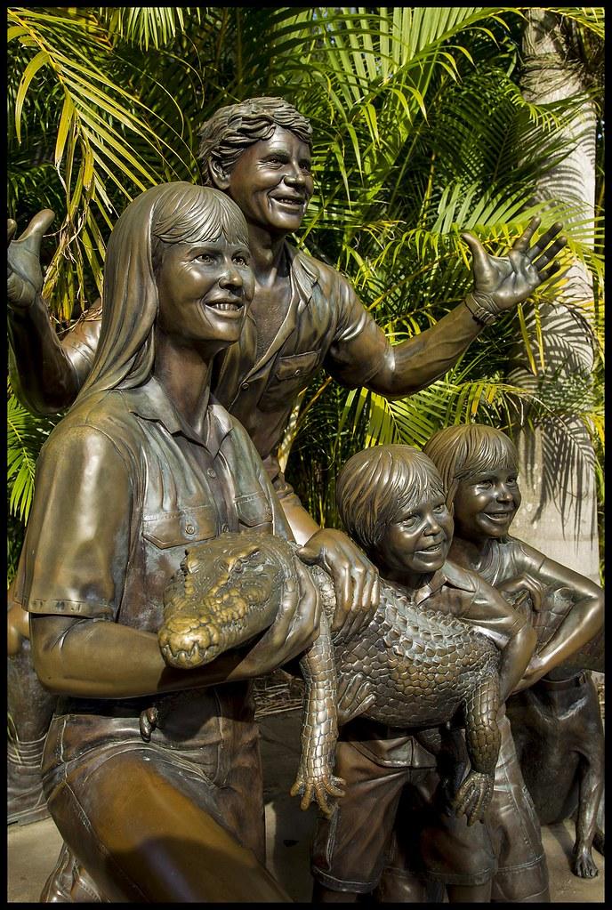 Australia Zoo Entrance-3=