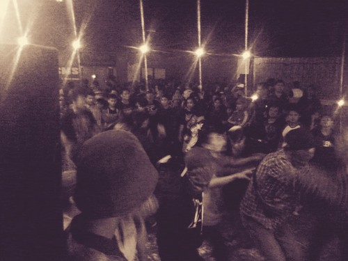 """""""Pria Itu Moshing Bukan Dancing"""" Depok, Jawa Barat. Studio Ramanda."""