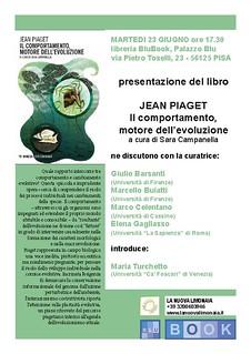 J. Piaget il comportamento