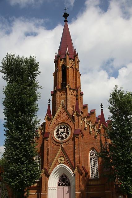 Polish catholic church