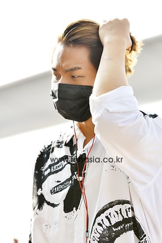 Big Bang - Incheon Airport - 07aug2015 - tenasia - 02