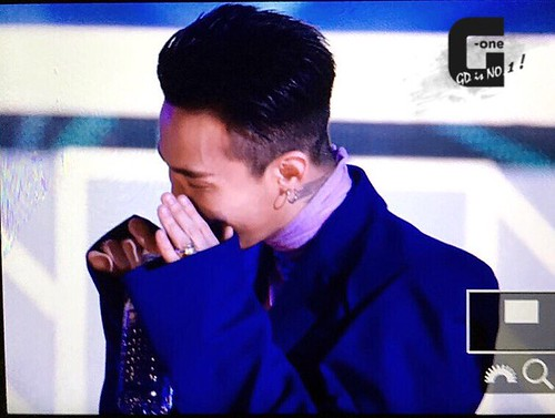 Big Bang - The 5th Gaon Char K-Pop Awards - 17feb2016 - G-One - 17