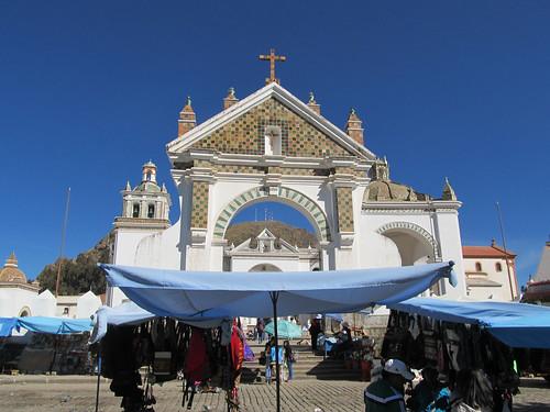 Copacabana: la Cathédrale