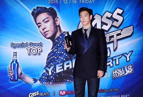 TOP - Cass Beats Year End Party - 18dec2015 - Cass.kr - 02
