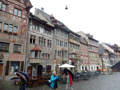 Stein am Rhein - Photo-Mania, trotz Regen