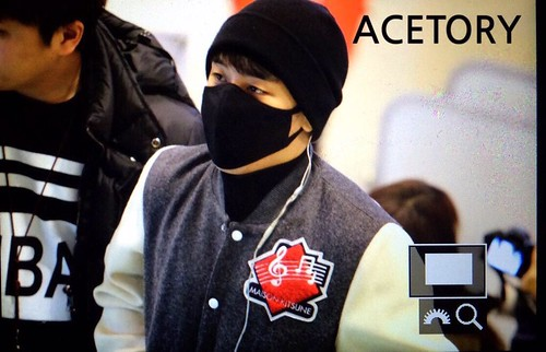 Big Bang - Gimpo Airport - 27feb2015 - Seung Ri - Acetory - 01