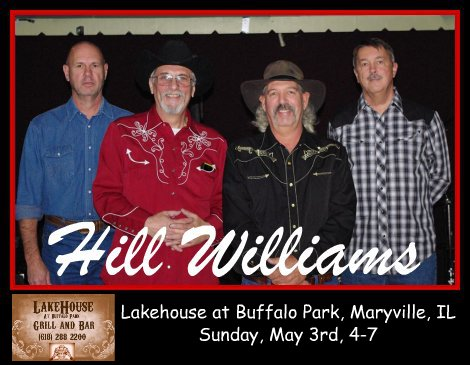 Hill Williams 5-3-15