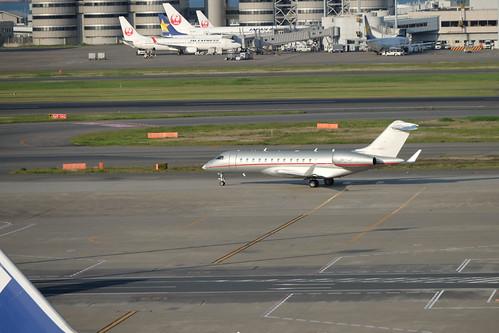 VistaJet Haneda Tokyo International Airport 25