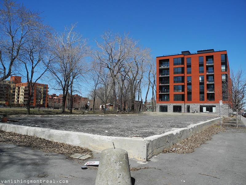 Seracon foundation + new building on St Patrick