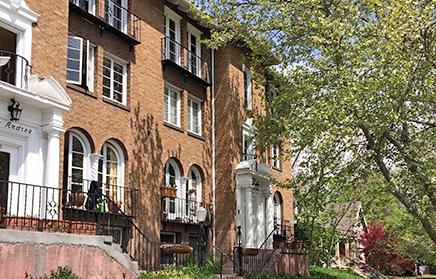 Avenues apartments