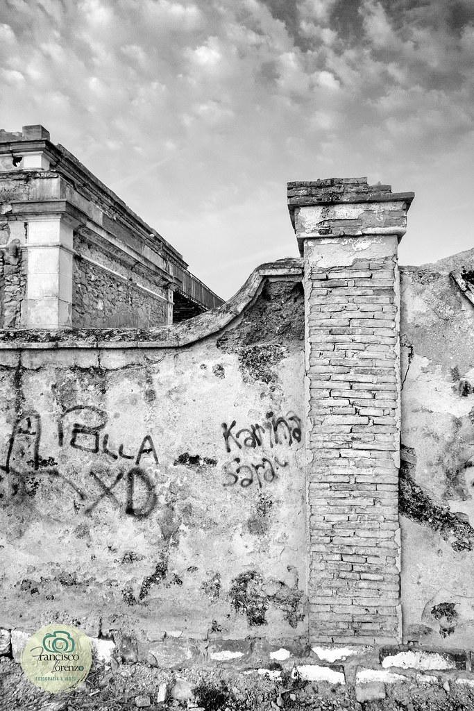 Antigua Estación de trenes, Martos