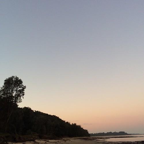 Point Leo on dusk