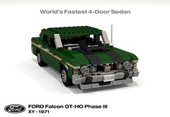 Ford Falcon XY GT-HO Phase III (1971)