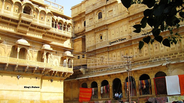 King's and Queen's Palace, Jaisalmer