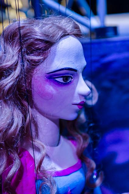 Varietè Olymp - Die Trauer hinter der Maske