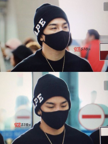 Big Bang - Incheon Airport - 24sep2015 - YB 518 - 01