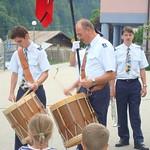 2009 1.Augustfeier in Mörel